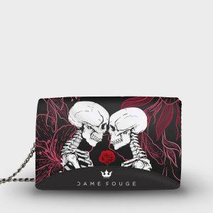 Moon Bag Devaleris Dame Rouge