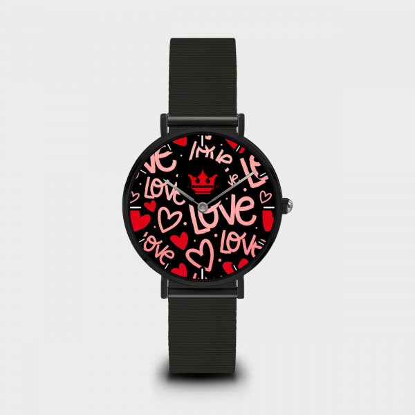 Orologio Red Passion Dame Rouge