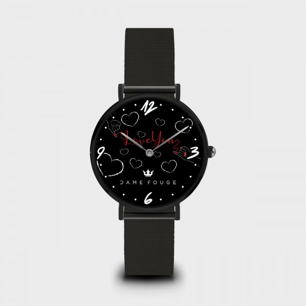 Orologio Red Wire Dame Rouge