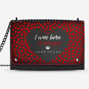 Lovely Bag Romance Dame Rouge