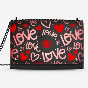Lovely Bag Red Passion Dame Rouge