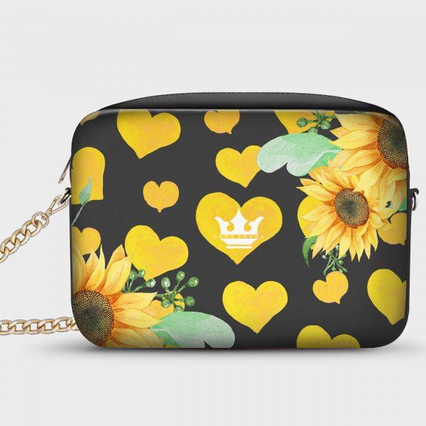 Borsetta smart Sunflower Dame Rouge