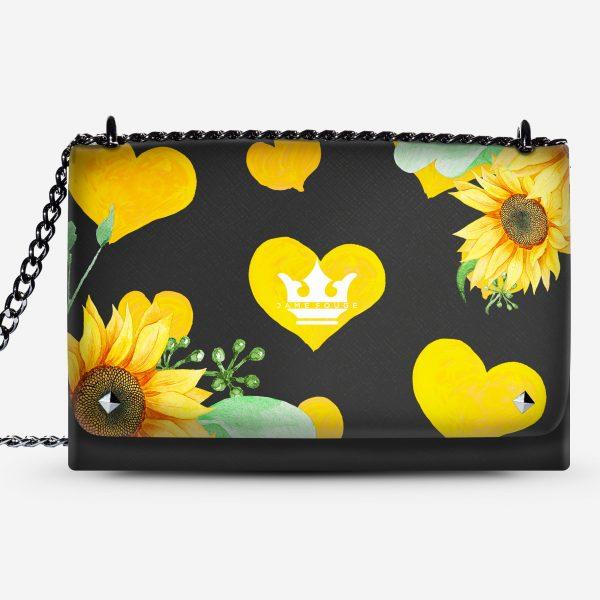 Lovely Bag Sunflower Dame Rouge