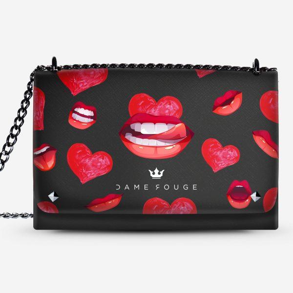 Lovely Bag Kiss Me Dame Rouge