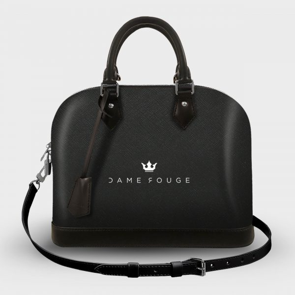 Soul Bag Black Classic Dame Rouge