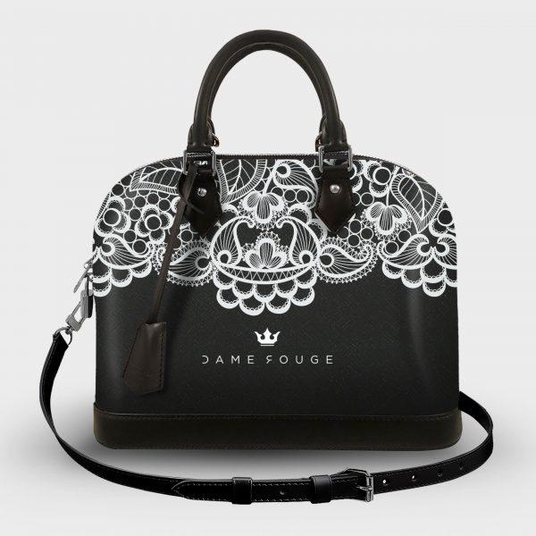 Soul Bag Lace Dame Rouge