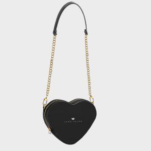 Heart Shape Bag Dame Rouge