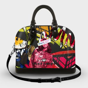 Soul Bag Explicit Dame Rouge