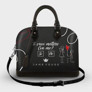 Soul Bag Proposal Dame Rouge