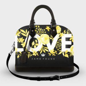 Soul Bag Flower Love Dame Rouge