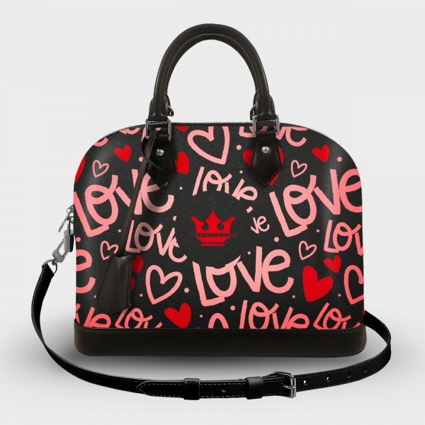 Soul Bag Red Passion Dame Rouge