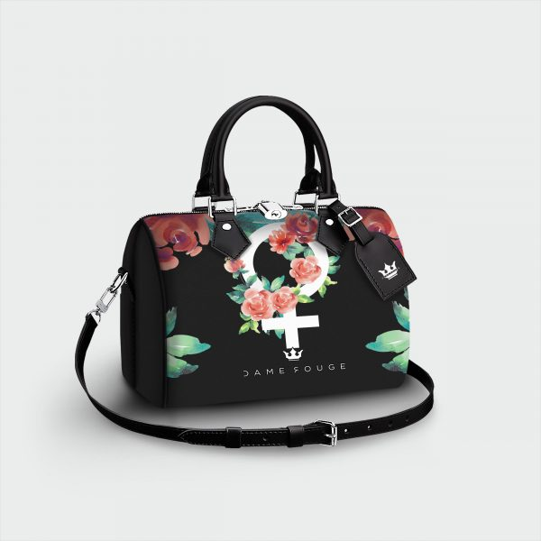 Bauletto United Woman Dame Rouge