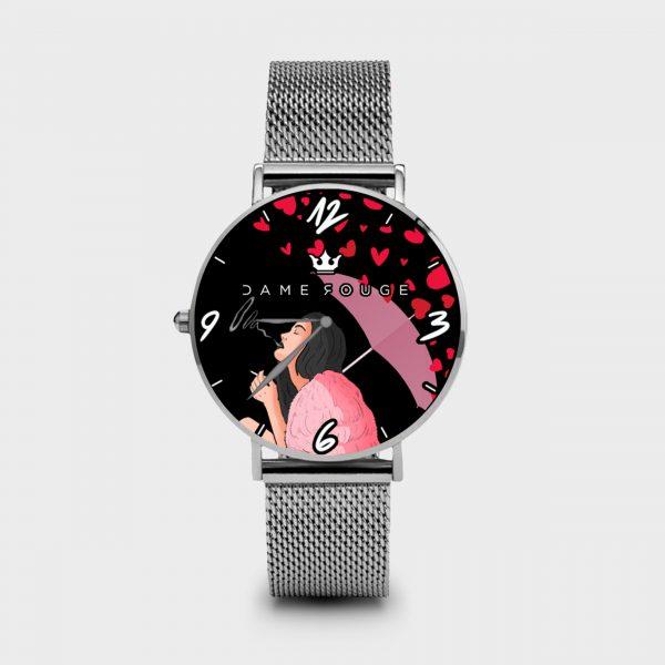 Metal Watch No More Dame Rouge