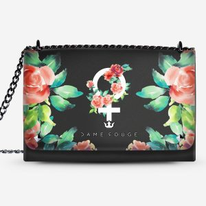 Lovely Bag United Woman Dame Rouge