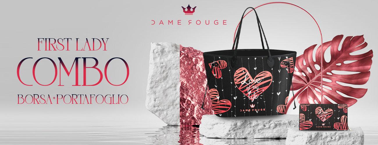 Offerta Combo Princess Bag Portofoglio