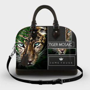 Soul Bag Tiger Mosaic DAme Rouge