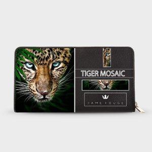 Portafoglio Tiger Mosaic Dame Rouge
