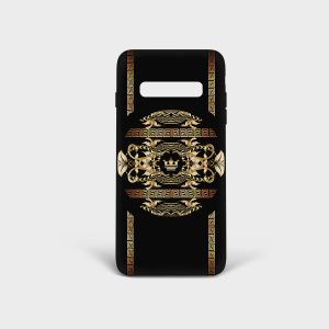 Cover Samsung Golden Barocco Dame Rouge