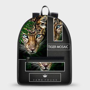 Zaino Tiger Mosaic Dame Rouge