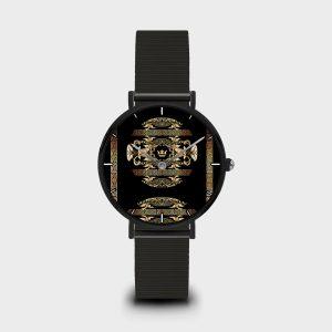 Orologio Golden Barocco Dame Rouge