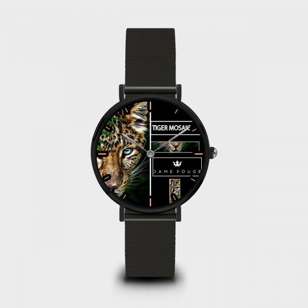 Orologio Tiger Mosaic Dame Rouge