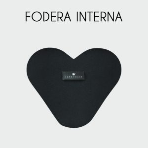Fodera Heart Shape Bag