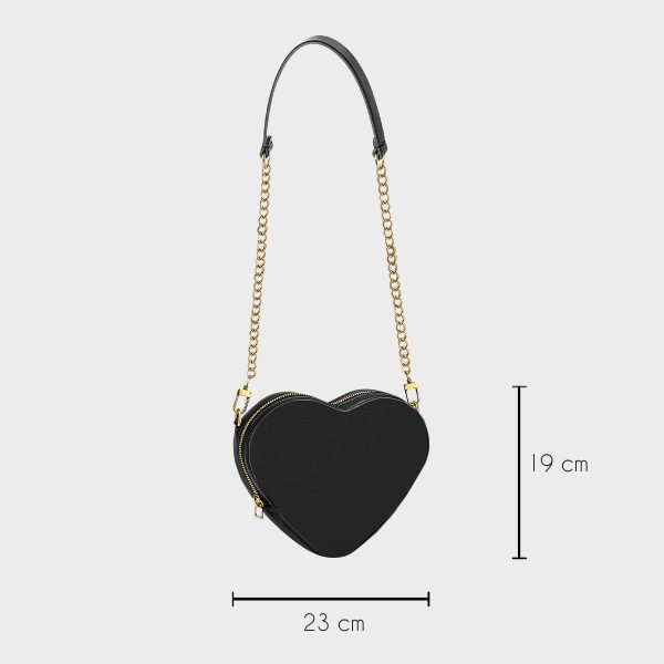 Misure Heart Shape Bag