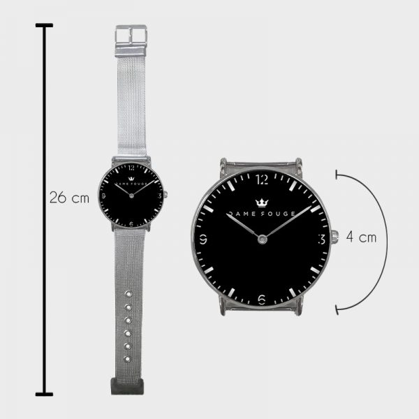 Misure Metal Watch