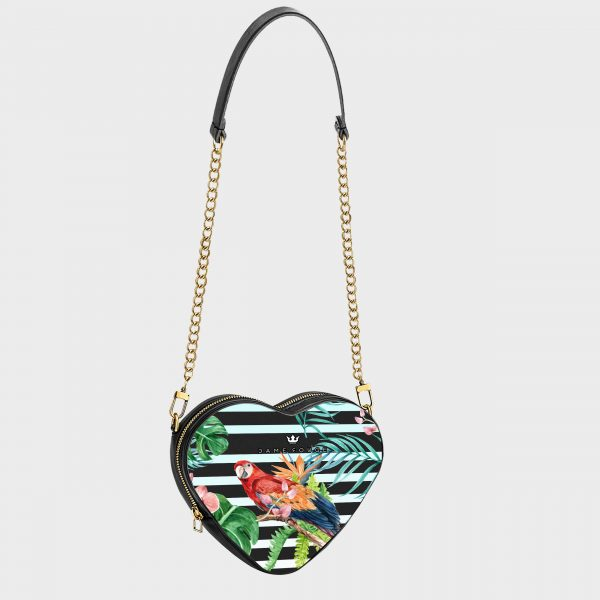 Heart Shape Bag Nature