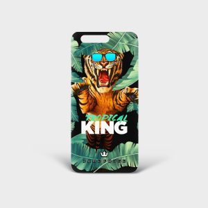 Cover Huawei Tropical King Dame Rouge