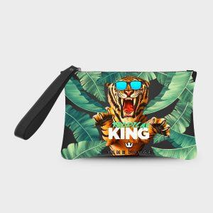 Pochette Smash Tropical King Dame Rouge