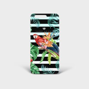 Cover Huawei Nature Dame Rouge
