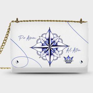 Lovely Bag Per Aspera ad Astra Dame Rouge