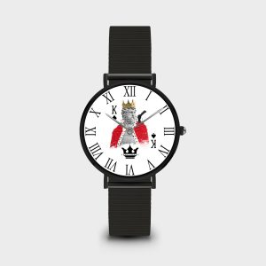 Orologio Re di Picche Dame Rouge
