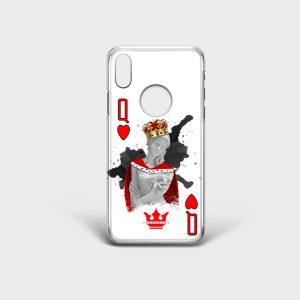 Cover Iphone Regina di Cuori Dame Rouge